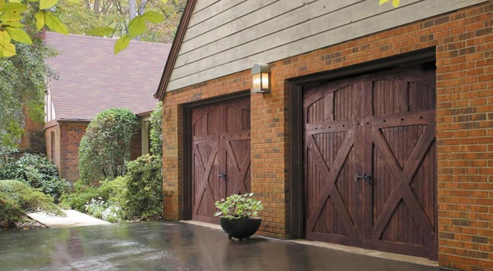 Garage Door - Biltmore Estate R.H. Hunt, Santiago Hardware, Custom ...