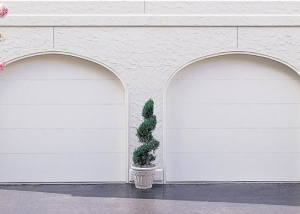 Traditional Flush Panel, White