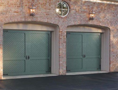 Garage Door Bob Timberlake Davidson With Seeded Glass Windows